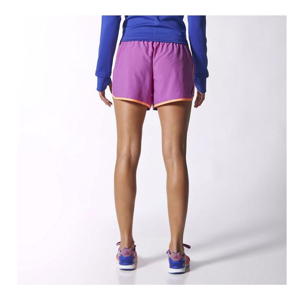 adidas adistar m10 damen laufhose fitness shorts kurze. Black Bedroom Furniture Sets. Home Design Ideas