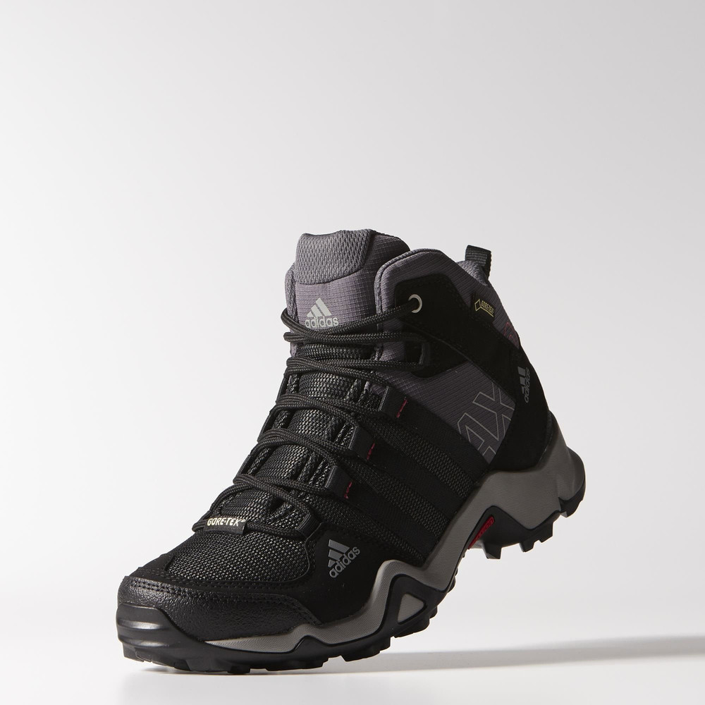 Adidas AX2 Mid Womens Black GORE TEX Waterproof Trail
