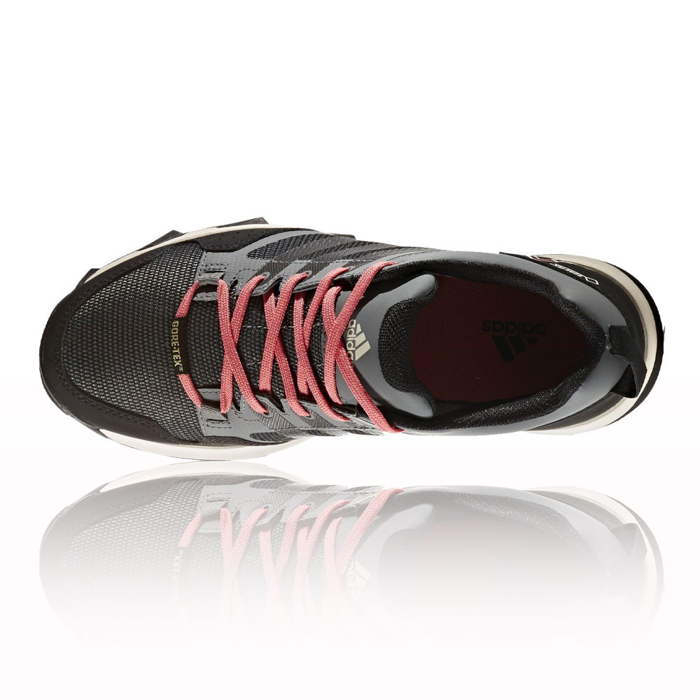 Black Running Shoes Waterperoof Womens