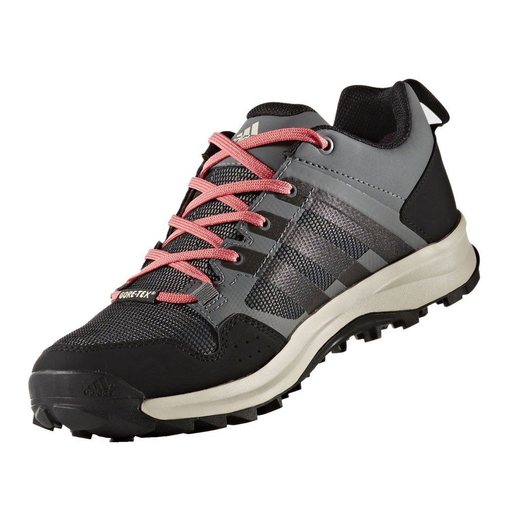 Adidas Grey Waterproof Trail Running Shoes