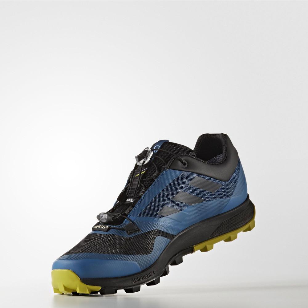 adidas terrex trailmaker mens blue tex waterproof