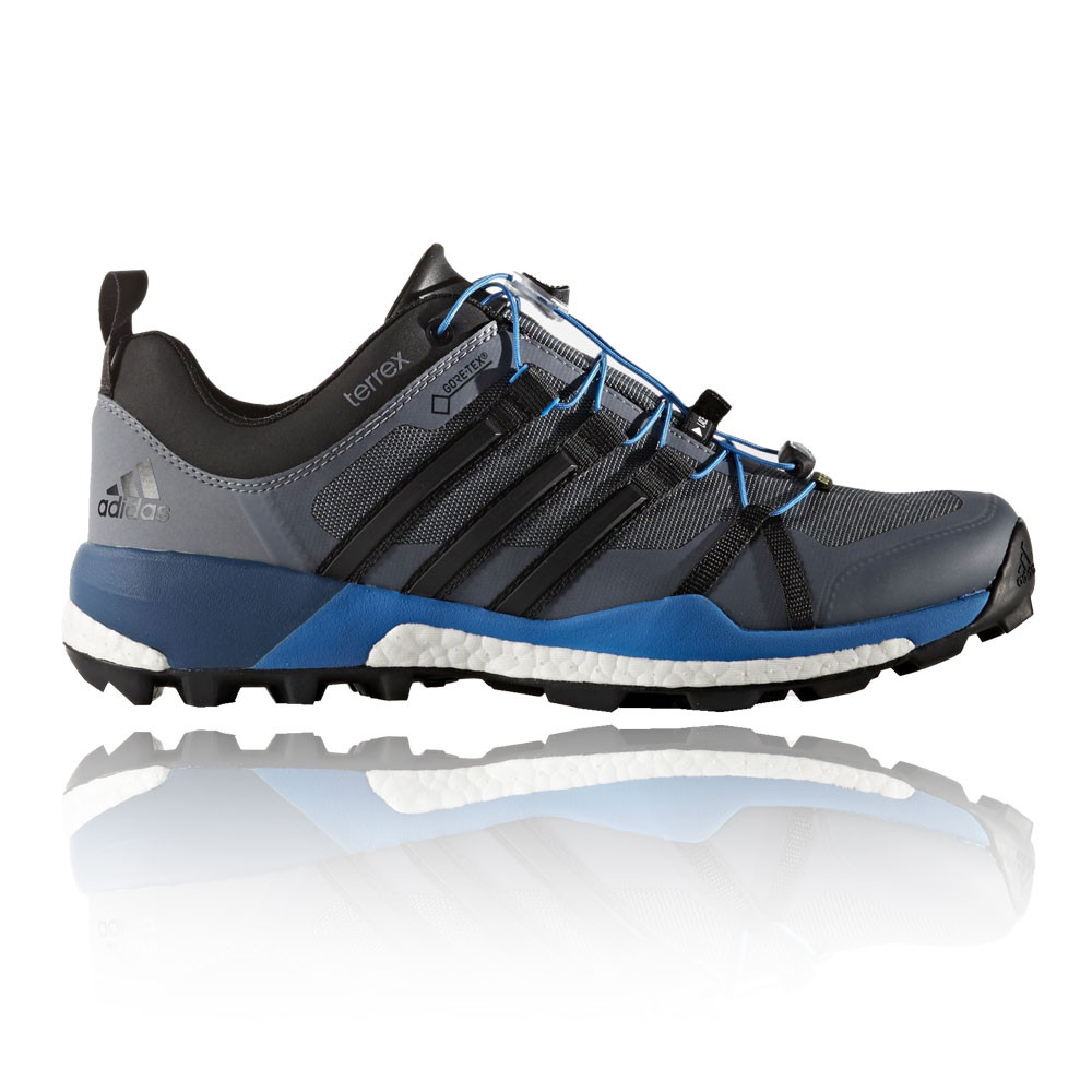 Adidas Terrex Skychaser Mens Grey Gore Tex Waterproof