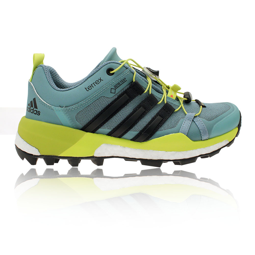 Adidas Terrex Skychaser Womens Blue Gore Tex Waterproof