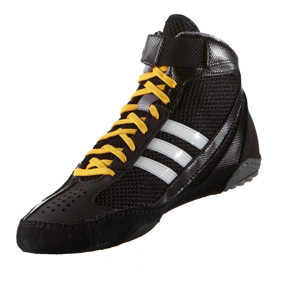 Adidas Elastic Lace Black Mens Shoes
