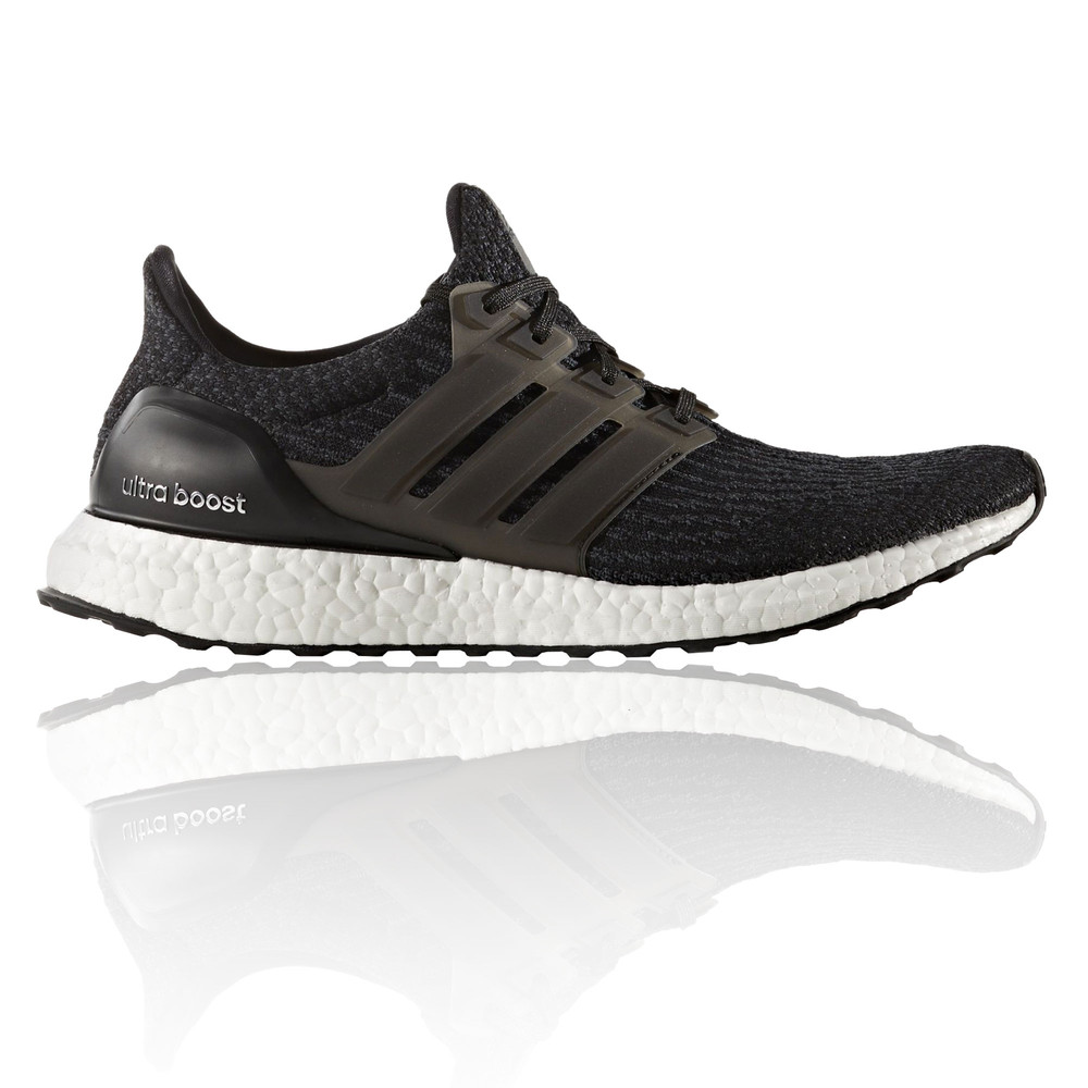 Adidas Ultra Boost Running Shoe Black