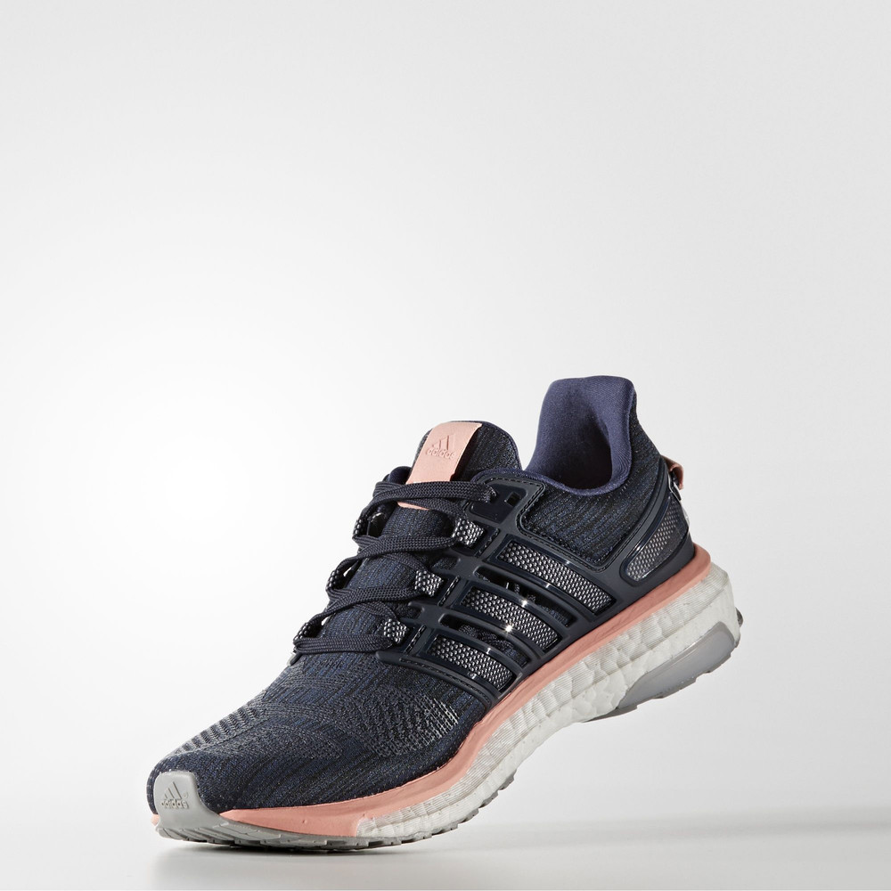 adidas energy boost 3 womens blue sneakers running road