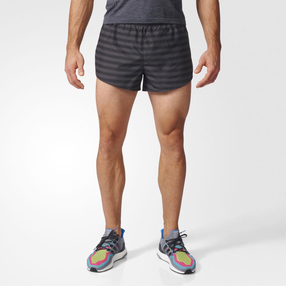 adidas adizero split herren shorts jogging kurze hose. Black Bedroom Furniture Sets. Home Design Ideas