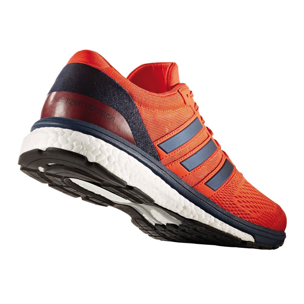 Orange And Blue Running Shoes
