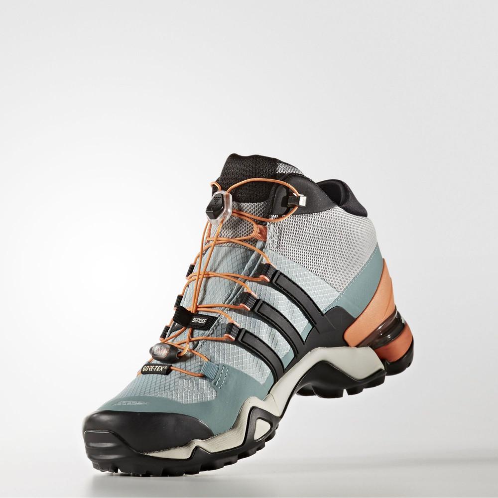 Adidas Terrex Fast R Mid GTX Damen Trekkingschuhe ...