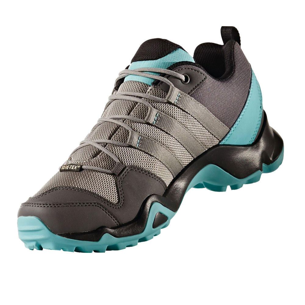 adidas terrex ax2r gtx damen wasserfest trekking schuhe wanderschuhe mehrfarbig ebay. Black Bedroom Furniture Sets. Home Design Ideas