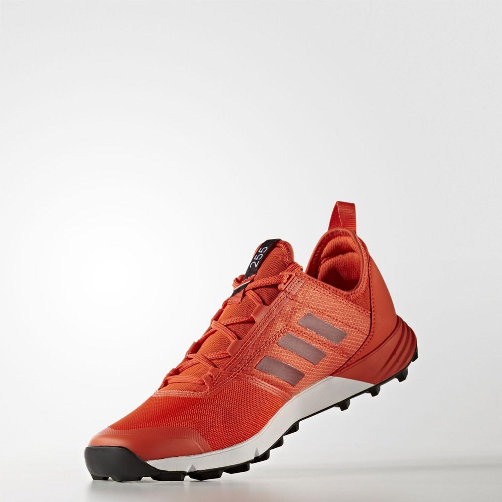 adidas terrex agravic speed mens orange outdoors walking