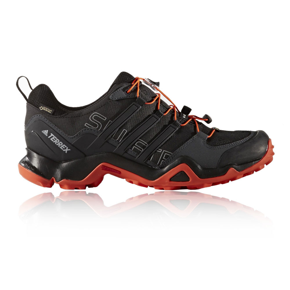 Orange Athletic Shoes Mens