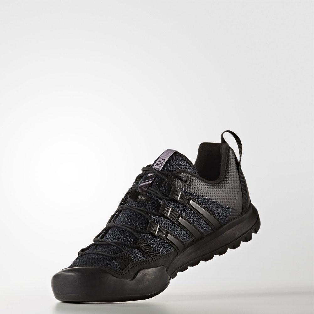 Mens Adidas Outdoors Shoes Black