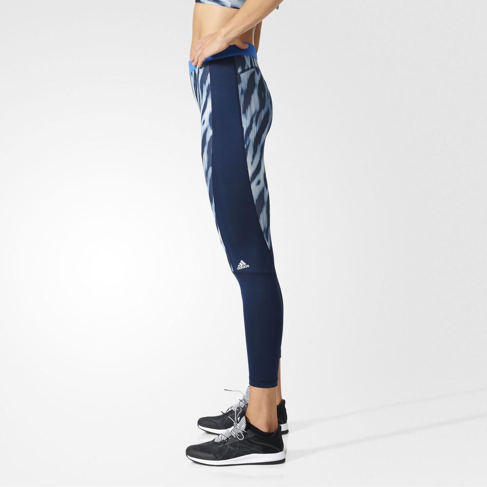 adidas techfit pr1 damen lang laufhose jogginghose. Black Bedroom Furniture Sets. Home Design Ideas