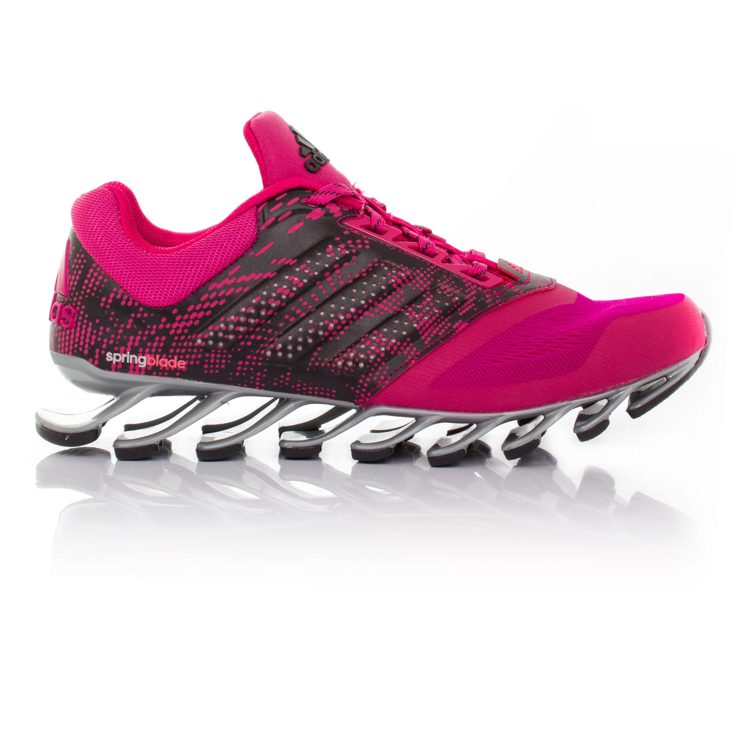 Adidas Springblade Drive 2 Womens Pink Running Road ...