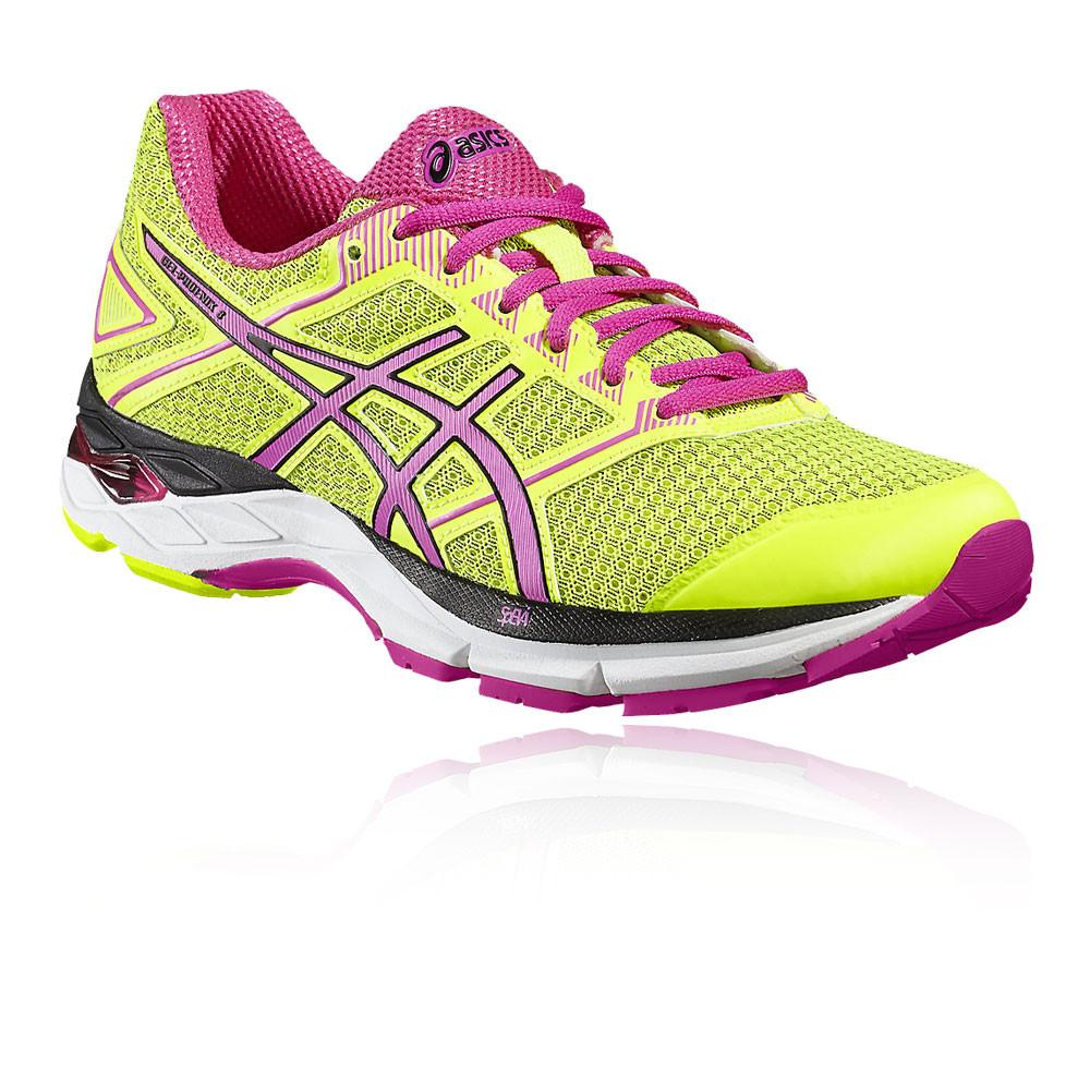 Popular Asics Asics GT2000 2 Women Mesh Yellow Running Shoe Athletic