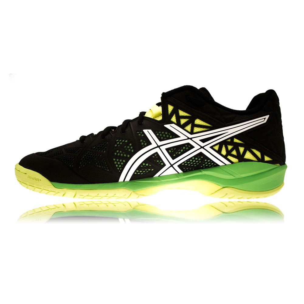 Asics Gel Fireblast 2 Chaussures Handball Homme Orange
