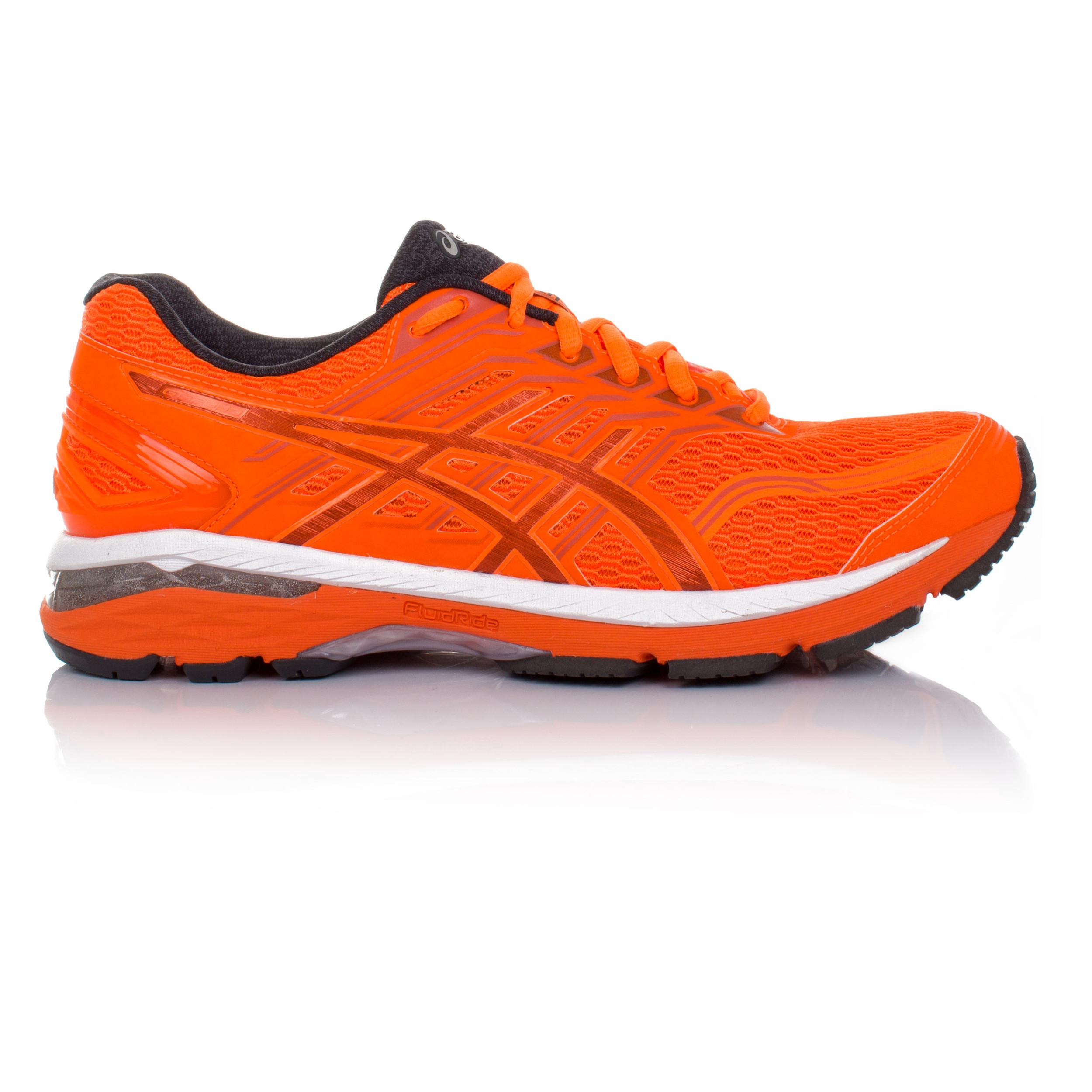 Asics Gt 2000 5 Summer Pack Mens Orange Support Running