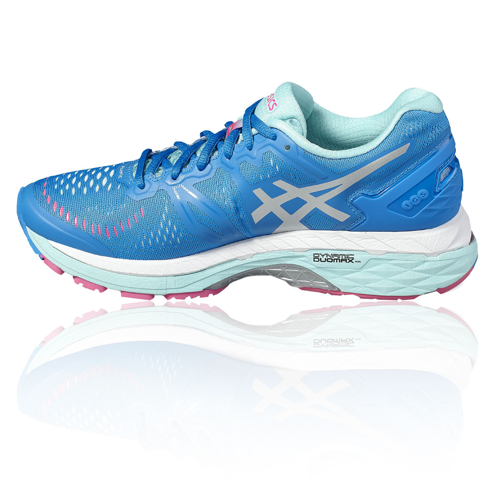 Asics Gel Kayano 23 Womens Blue Support Running Road