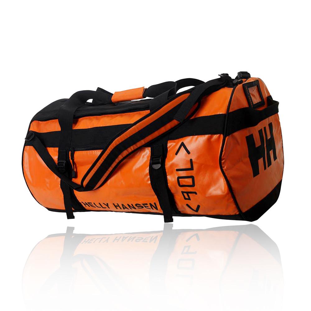 helly hansen hommes femmes 90 litre sac de voyage sac de sport orange eur 93 63 picclick fr. Black Bedroom Furniture Sets. Home Design Ideas