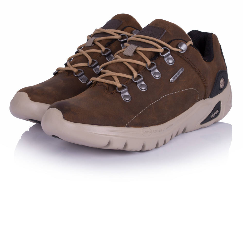 Hi Tec Men S V Lite Walk Lite Witton Waterproof Walking Shoes