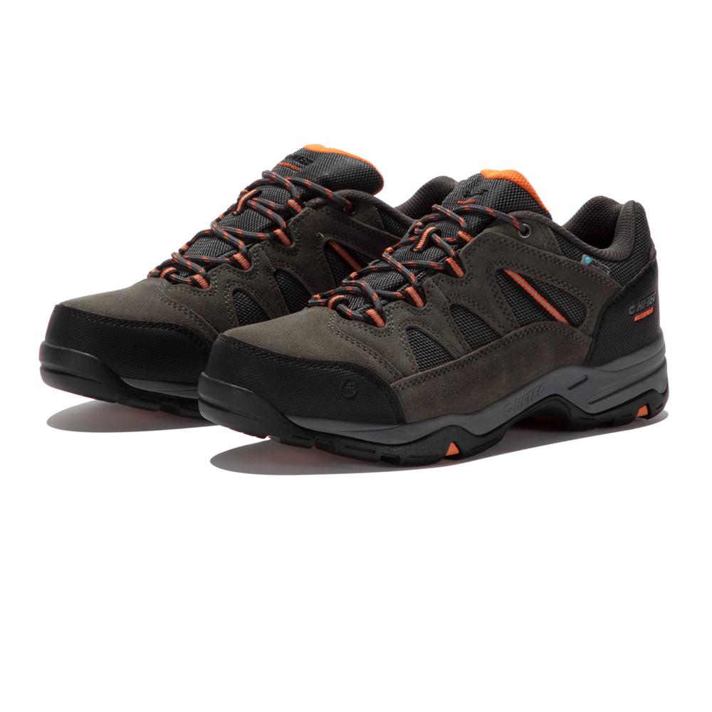 Mens Low Waterproof Hiking Shoes
