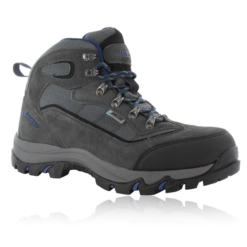 hi tec mens keswick grey waterproof outdoors trail walking