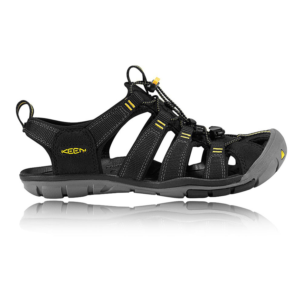 keen clearwater cnx damen trekkingsandalen wanderschuhe outdoor sandalen schwarz ebay. Black Bedroom Furniture Sets. Home Design Ideas
