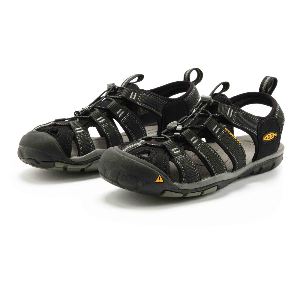 keen clearwater cnx herren trekkingsandalen wanderschuhe sandalen schwarz ebay. Black Bedroom Furniture Sets. Home Design Ideas
