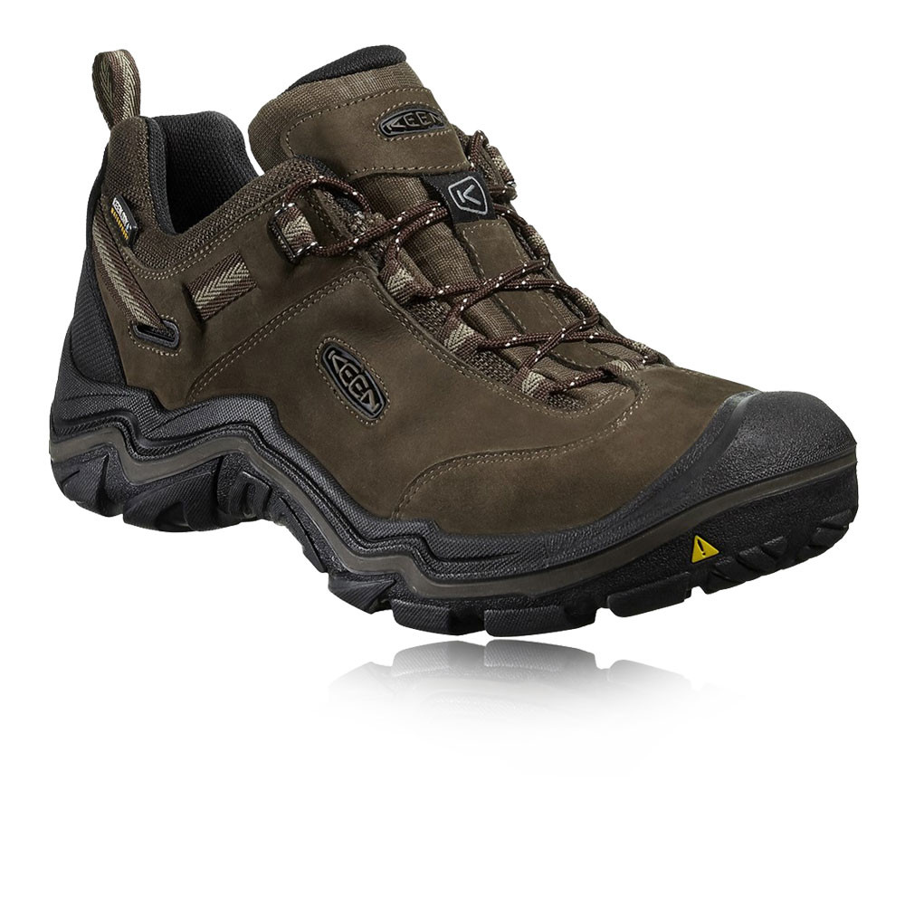 Keen Wanderer Mens Brown Waterproof Outdoors Walking ...