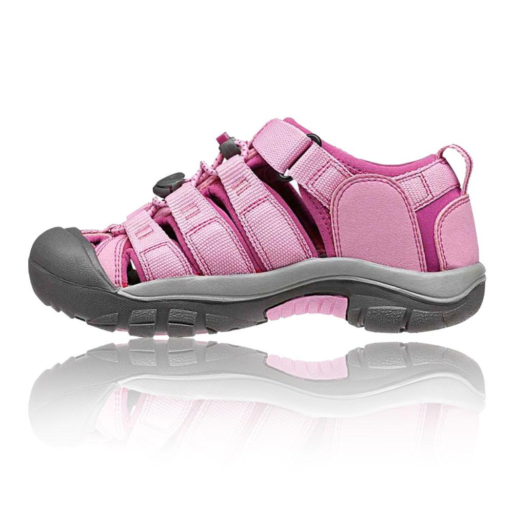 keen newport h2 junior pink summer shoes hiking