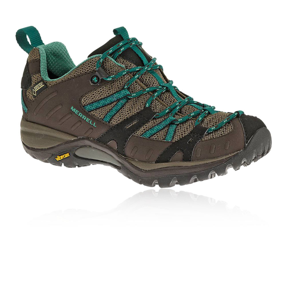 Perfect Merrell Decora Sonata Waterproof Womens Brown Waterproof Hiking Boots Shoes | EBay