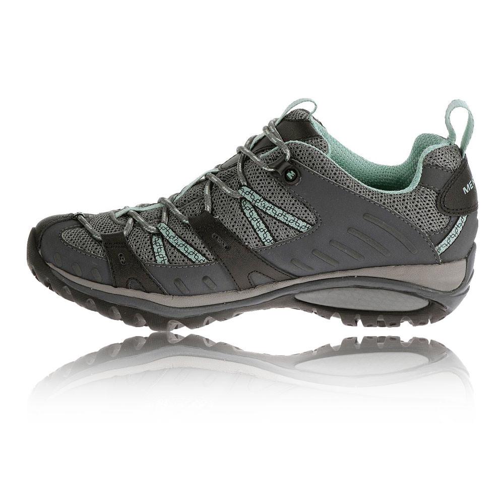 Is Merrell Siren Sport Q Walking Shoe Waterproof