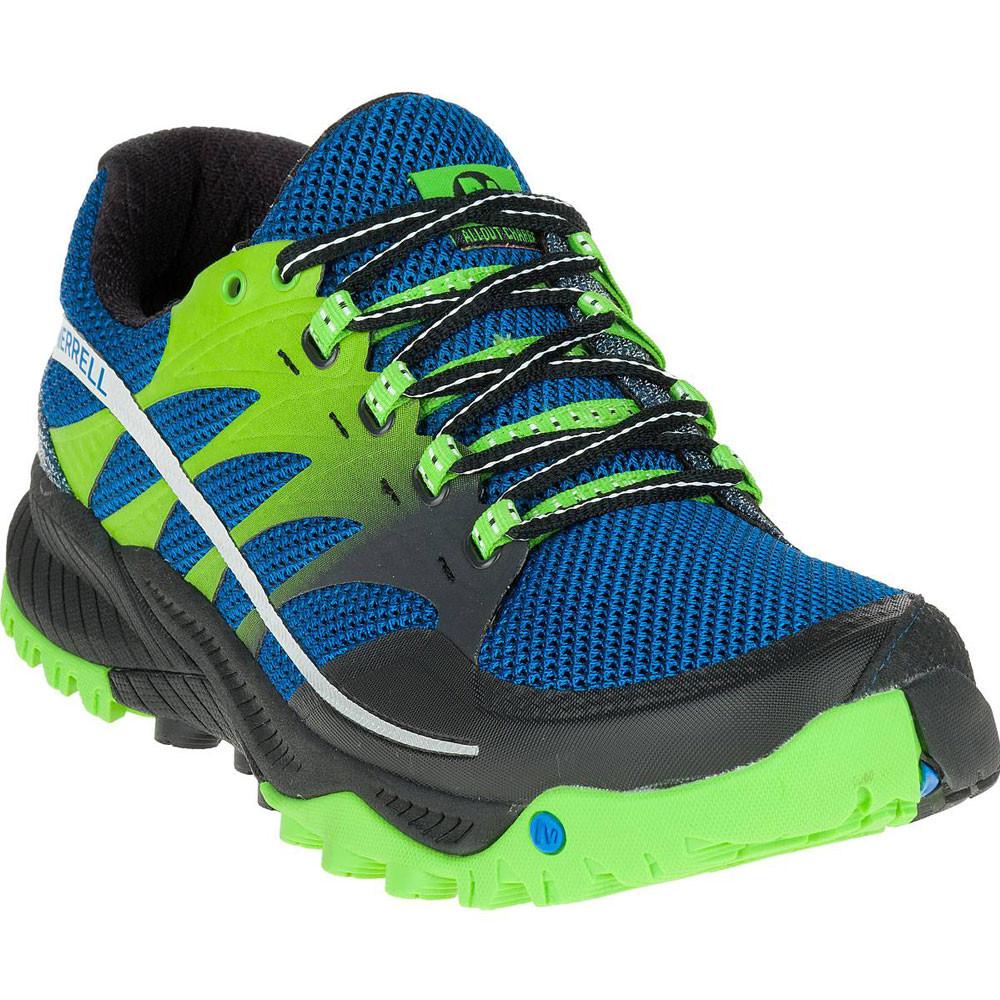 Merrell Running Shoes Green