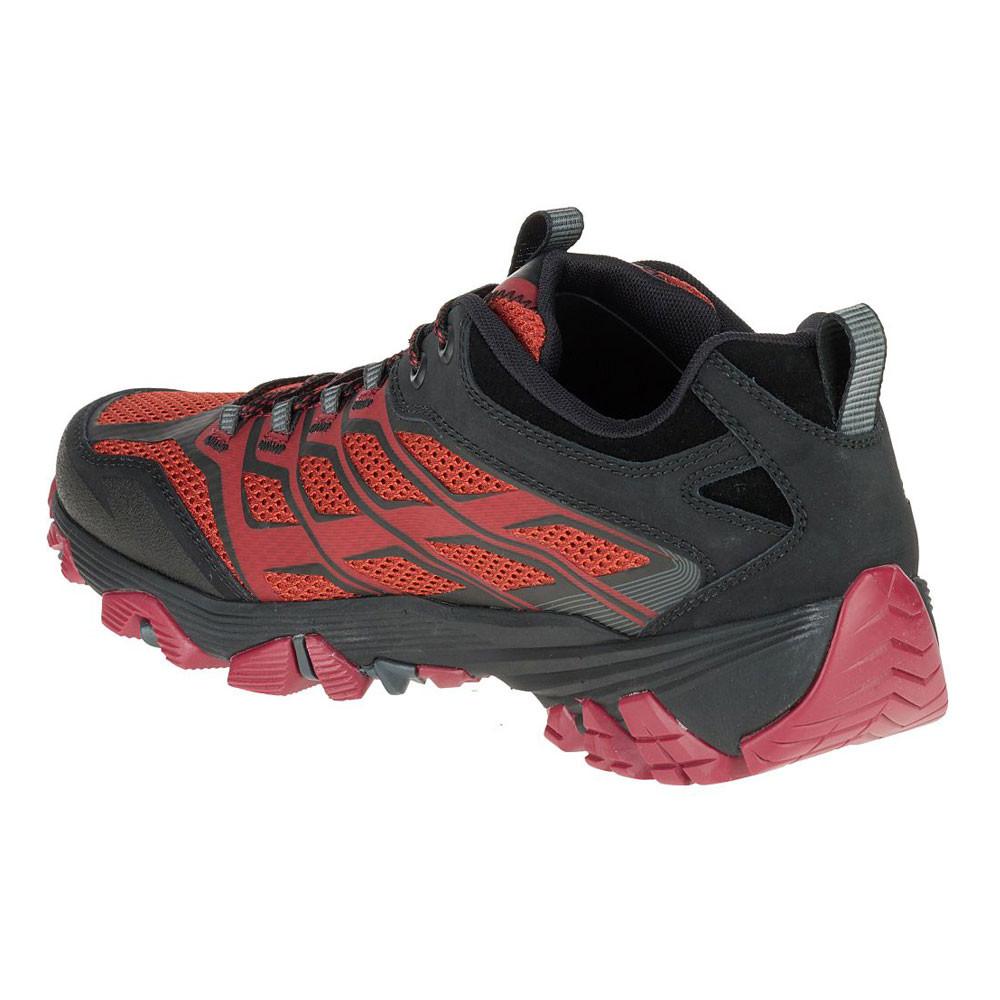 Merrell Men S Moab Fst Hiking Shoes Black