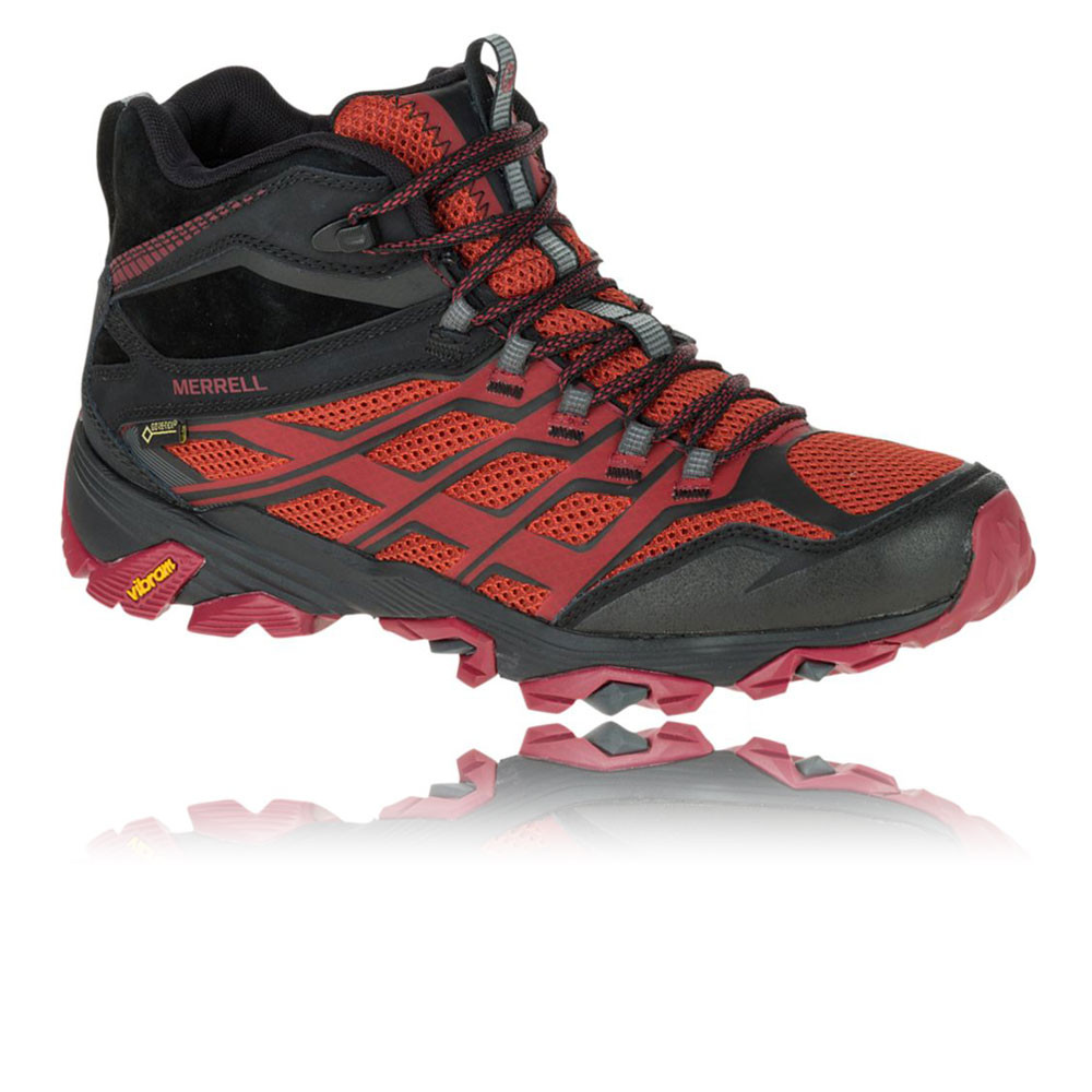 Merrell Chameleon  Gore Tex Waterproof Trail Walking Shoes