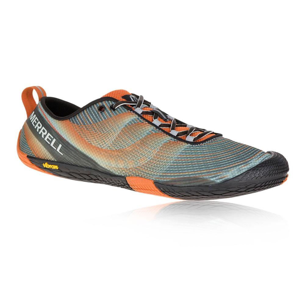 Merrell Black Mens Running Shoes