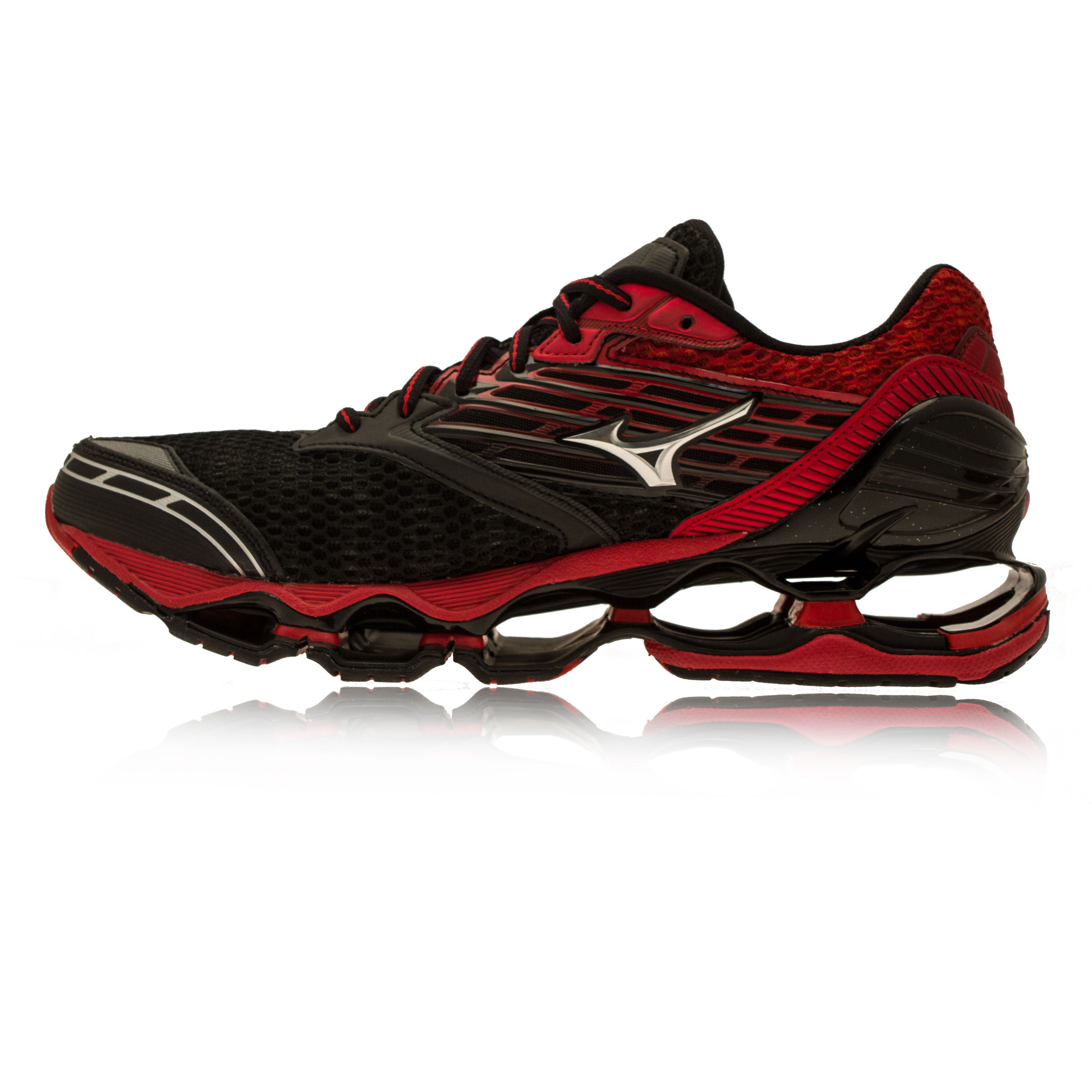 mizuno wave prophecy 5 mens cushioned running road sports