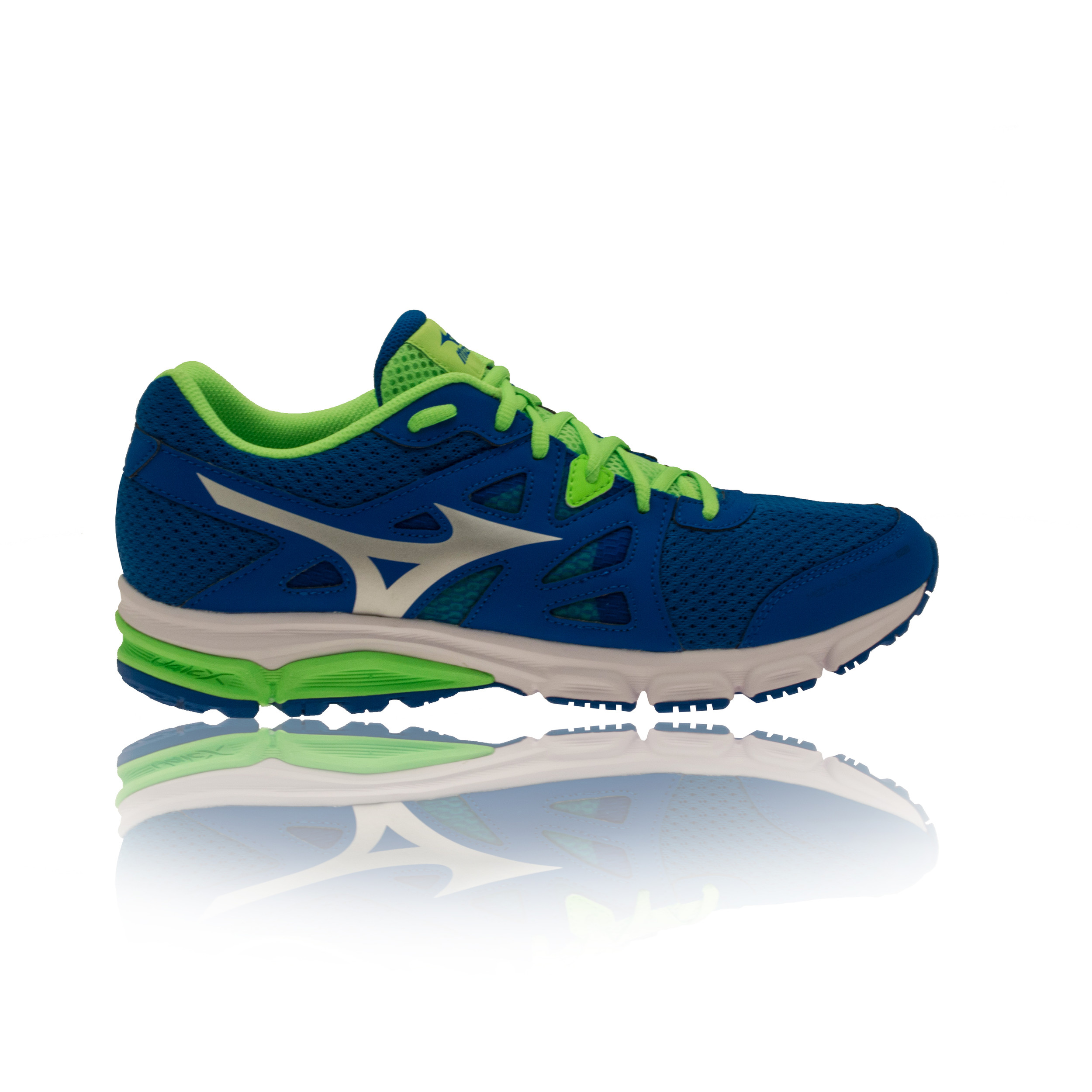 mizuno synchro md mens cushioned running road sports shoes