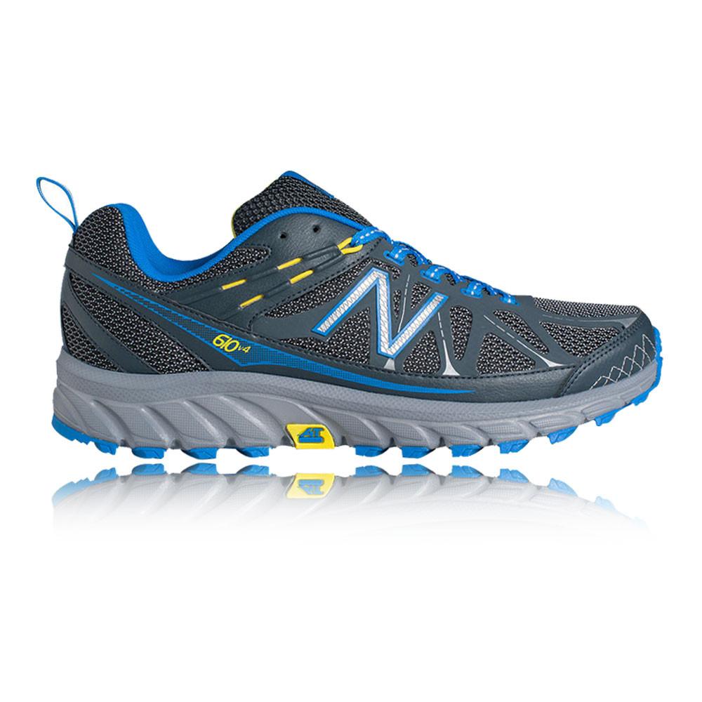 New Balance V Trail Mens Shoes Grey