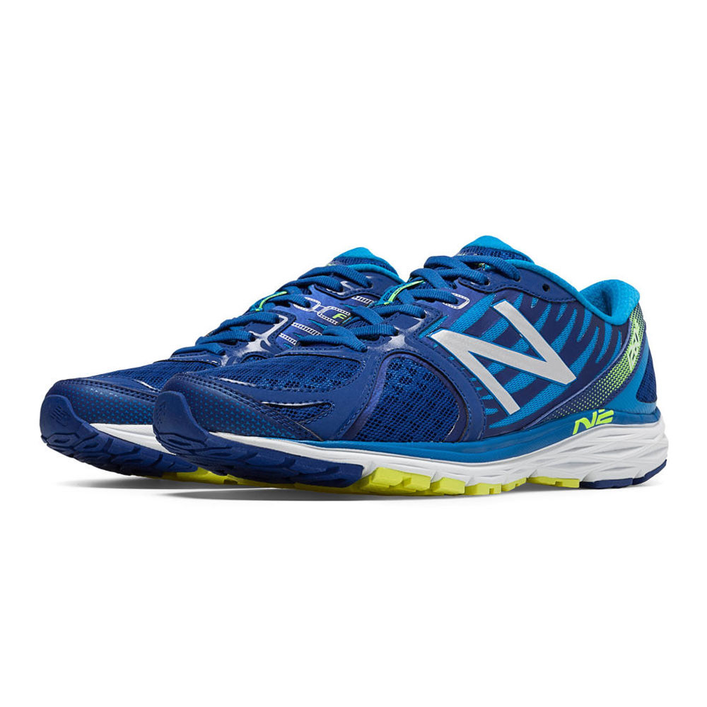 new balance m1260v5 mens blue support running sports shoes