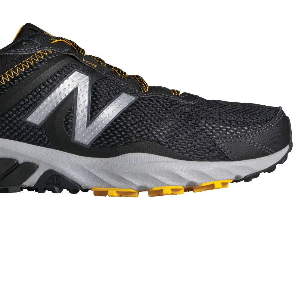 new balance mt610v5 mens black trail running sports shoes trainers pumps ebay