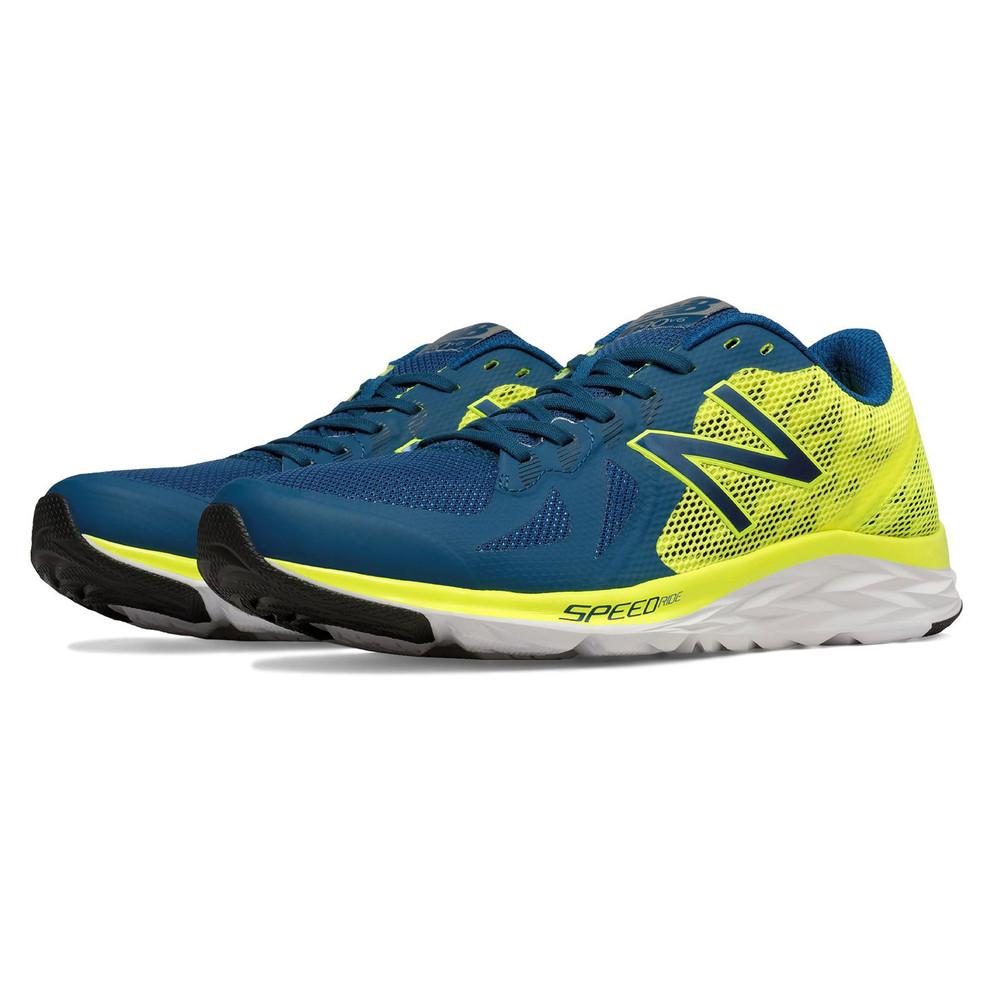 new balance m790v6 mens yellow green cushioned running