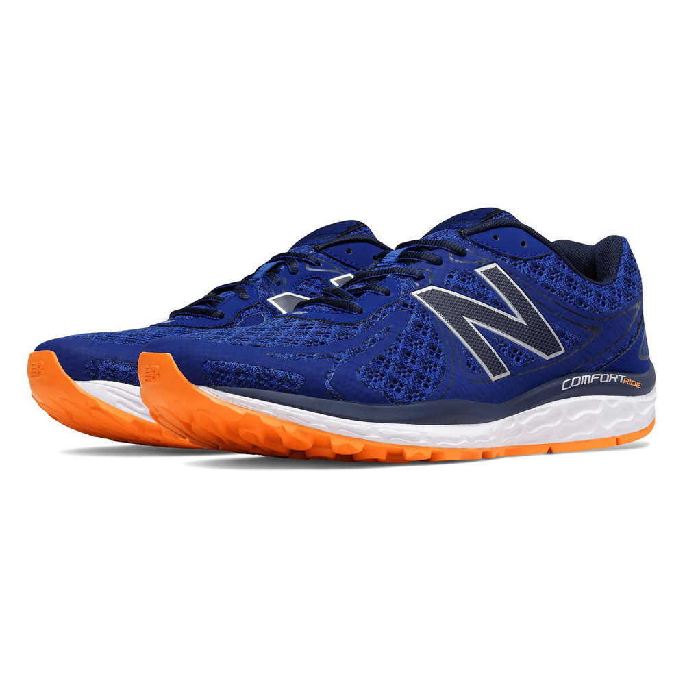 new balance m720v3 mens blue running work out sports shoes trainers pumps ebay