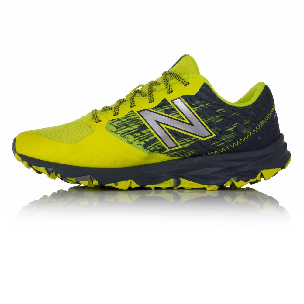 new balance mt690v2 homme vert trail running chaussure de. Black Bedroom Furniture Sets. Home Design Ideas