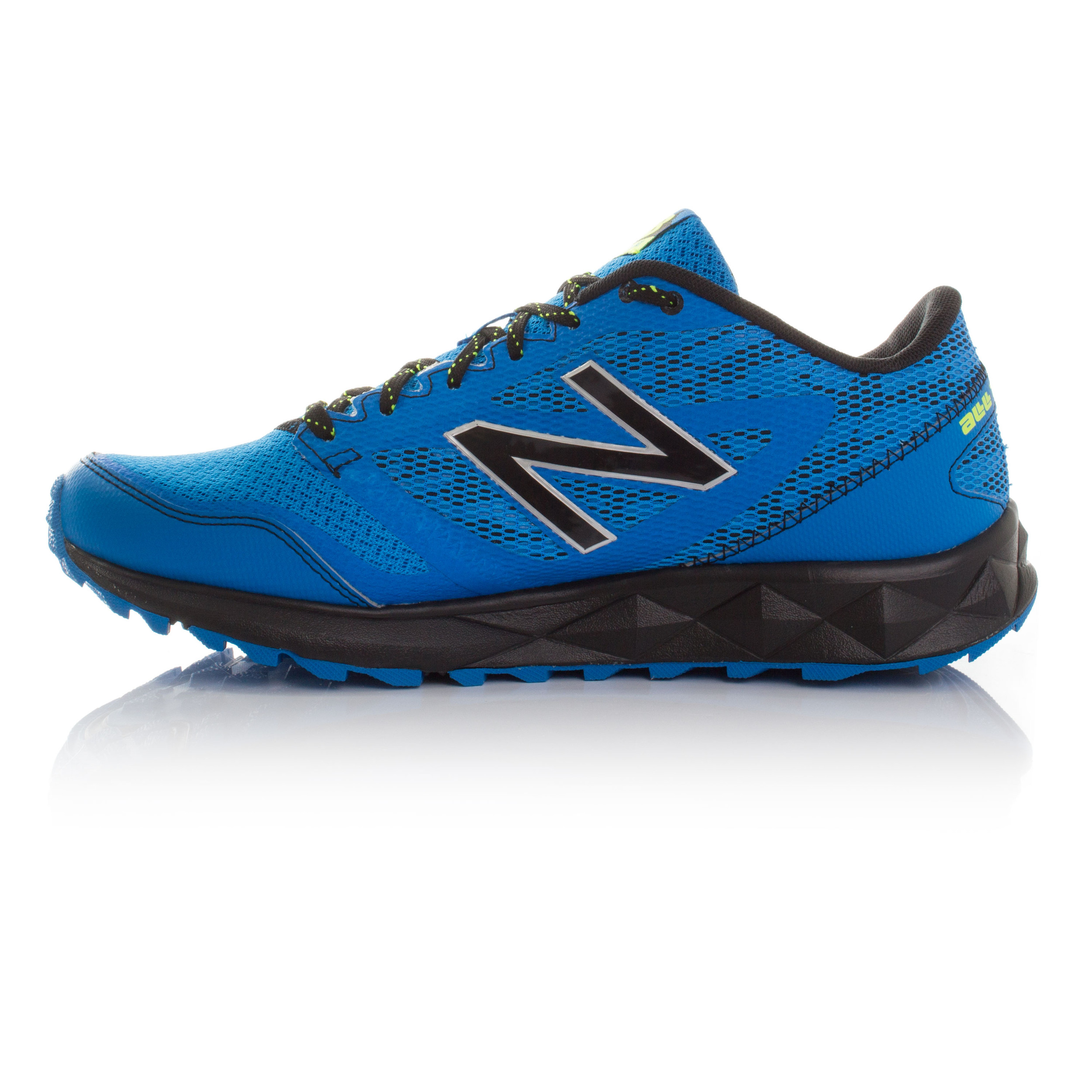 new balance mt590v2 mens blue trail running sports shoes trainers pumps ebay