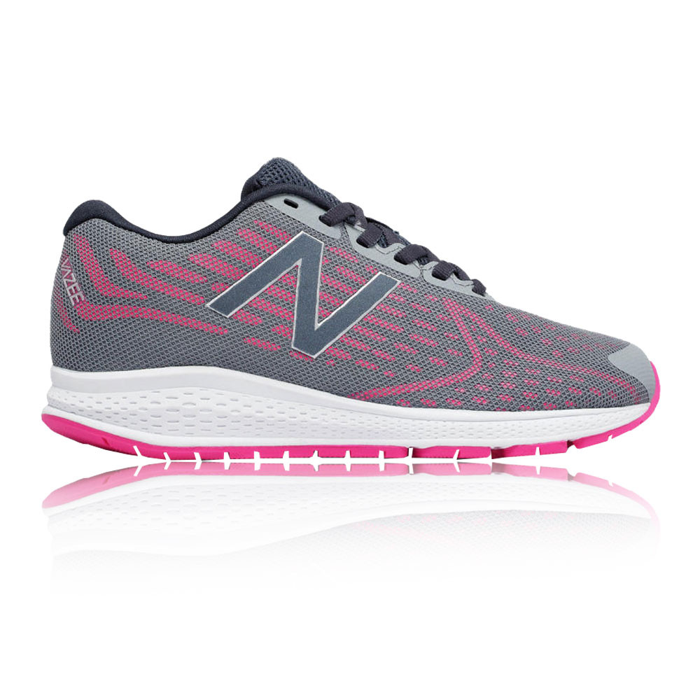 New balance vazee rush v2 mens running shoes black multi online - New Balance Vazee Rush V2 Junior Pink Grey Cushioned Running Shoes Trainers