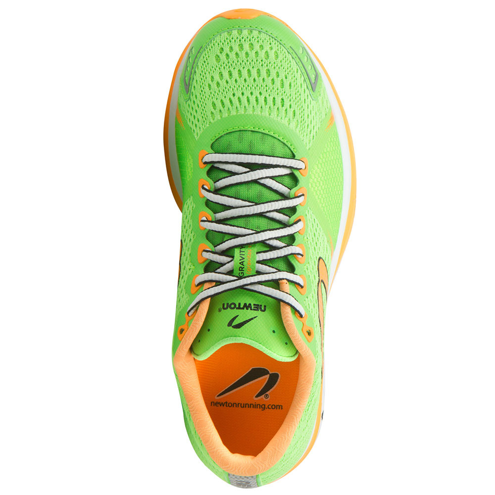 newton gravity v womens green sneakers running road sports