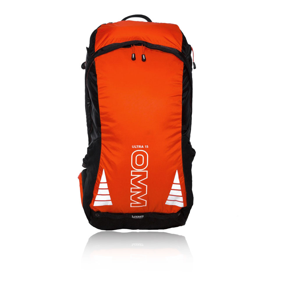 Omm-Ultra-15-Running-Backpack-Sac-A-Dos-De-Sport-Athletisme-Randonnee-Rouge