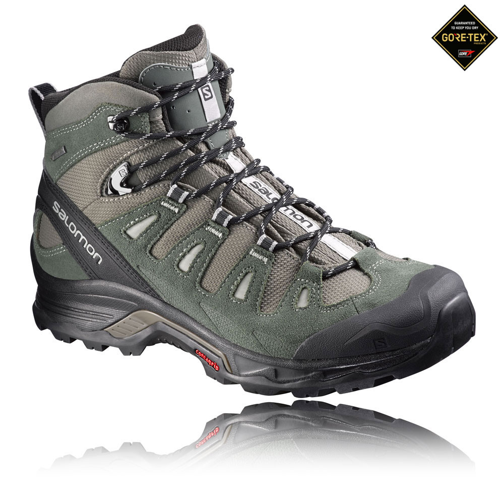 salomon quest prime hommes gore tex marche randonn e trail chaussures baskets ebay. Black Bedroom Furniture Sets. Home Design Ideas